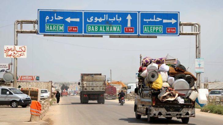 İdlib'deki İnsani Kriz İçin Uluslararası Kampanya Başlatıldı