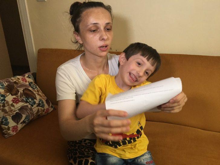 (Özel) DMD hastası minik Yavuz'un ailesinin yardım çığlığı