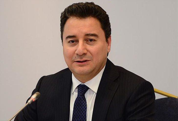 Ali Babacan'ın danışmanı yeni parti için tarih verdi