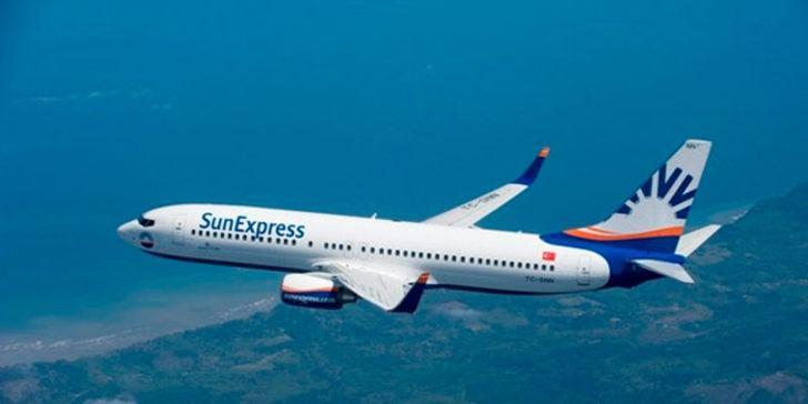 Antalya-Adana uçağında kabin basıncı düştü! Oksijen maskeleri açıldı
