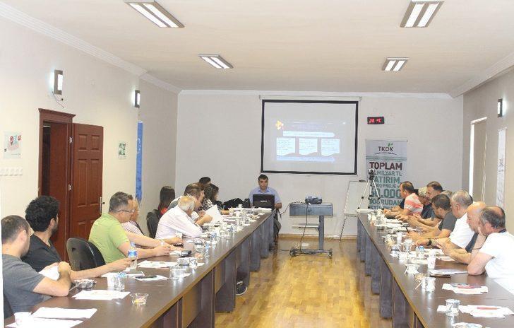 IPARD-6 tanıtımı Polatlı Ticaret Odasında yapıldı