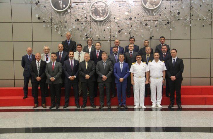 NATO Askeri Komite Deniz Standardizasyon Kurulu Toplantısı yapıldı