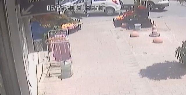 Bahçelievler'de 500 Bin TL'lik hırsızlık kamerada