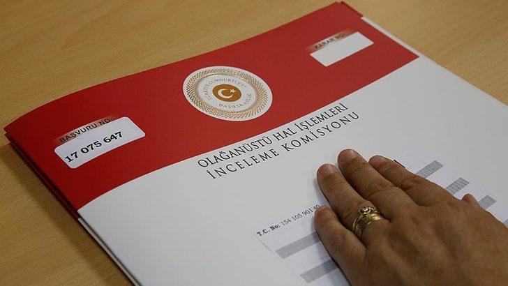 OHAL Komisyonu, 77 bin 900 başvuruyu sonuçlandırdı
