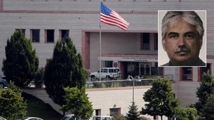 ABD İstanbul Başkonsolosluğu görevlisi Metin Topuz'un tahliye talebi reddedildi