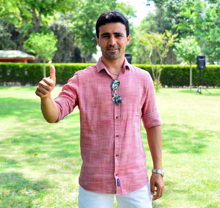 """Ahmet Çelik: """"Gazi Koşusu'nda 3-4 tane ciddi rakibim var"""""""