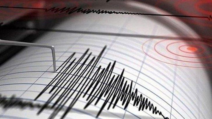 Muğla'nın Fethiye ilçesinde 3,6 büyüklüğünde deprem