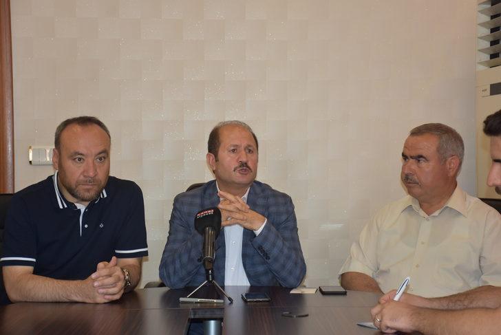 Milletvekili Can: Kırıkkale'deki selde 38 milyonluk hasar ortaya çıktı