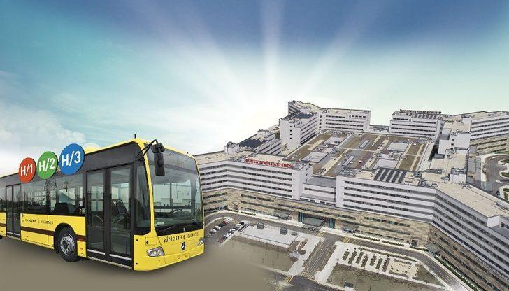 Bursa'da Şehir Hastanesi'ne ulaşımın kolay yolu