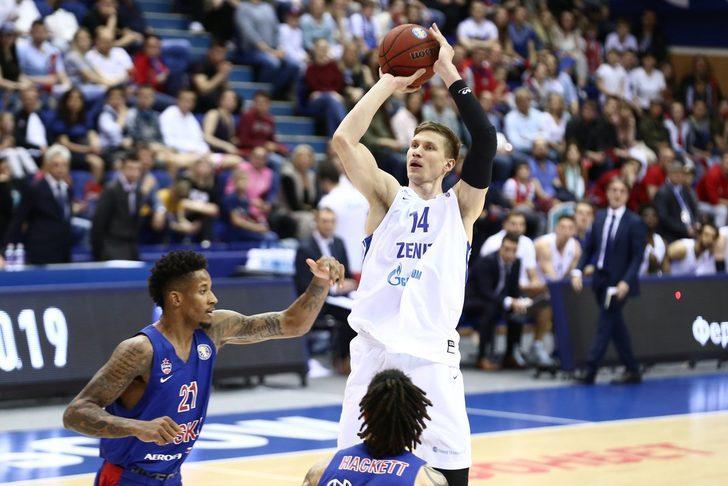 Zenit, THY Euroleague'de wildcard'ın sahibi oldu