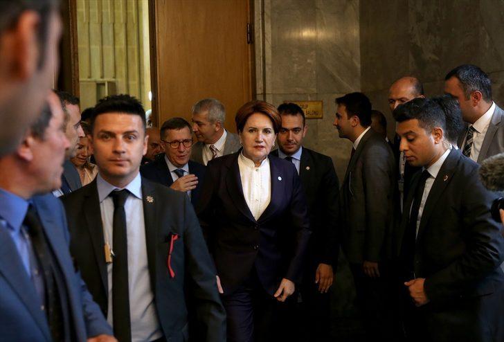 Son dakika: İYİ Parti Genel Başkanı Meral Akşener'e FETÖ'den soruşturma! İYİ Parti'den çok sert tepki
