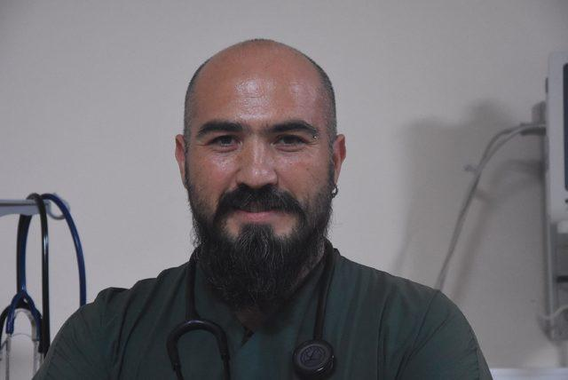 Doktoru tehdit eden hasta yakını bir ay aynı hastanede çalışacak