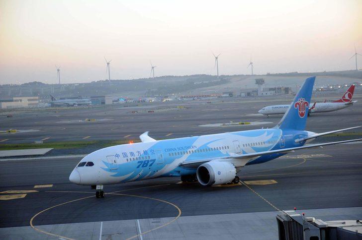 THK Üniversitesi'nden bir ilk:Çin'den 2 havayolu şirketine pilot yetiştirecek(2)