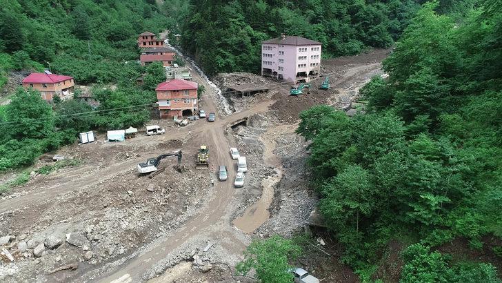 Selin vurduğu mahalle boşaltılıyor