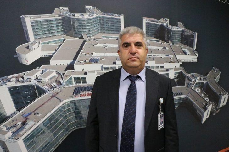 Şehir Hastanesi'nde 1 yılda 3 milyon poliklinik hastası tedavi edildi