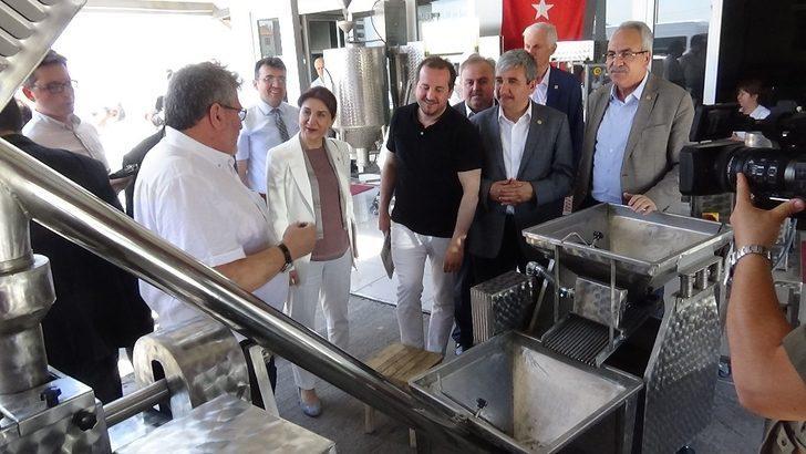 Meclis komisyonu etkin madde üretimi hakkında bilgi aldı