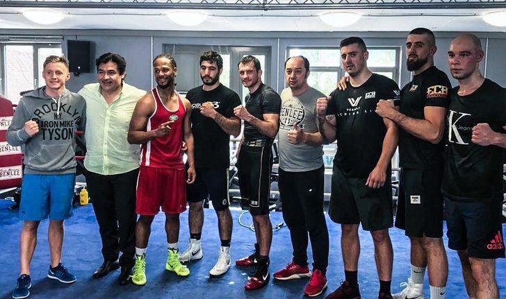 EC Boxing'in galası ses getirecek