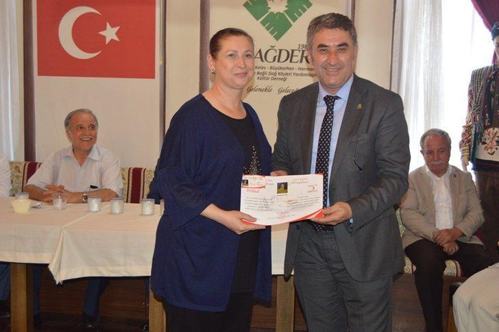 Hayat kurtaran 380 kişi sertifika aldı