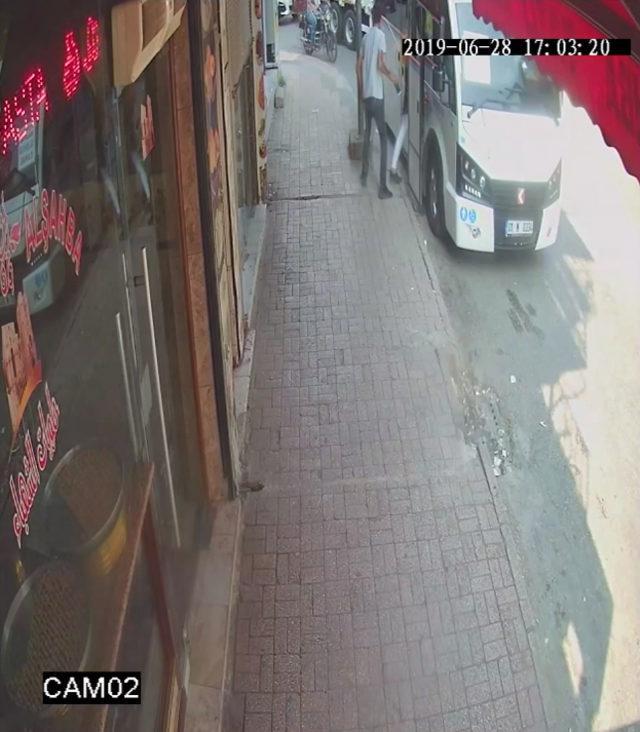 Cep telefonu hırsızı: Tövbe etmiştim dayanamadım