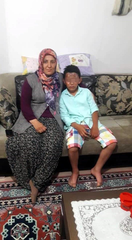 Elinde maytap patlayan çocuk, yaralandı