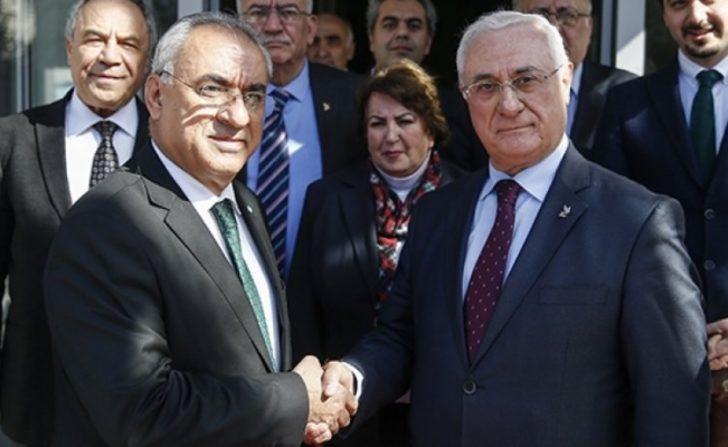 DSP'li Muammer Aydın, istifa ettiğini açıkladı
