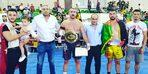 Muaythai İstanbul Şampiyonası ve KEMPO Türkiye Şampiyonası sona erdi