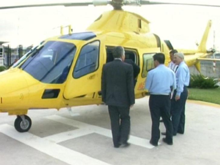 2007'de hava ambulansları geliyor