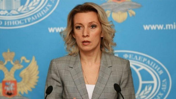Zaharova'dan ironik Obama yorumu: Dünya'yı yıkmak için 9 gün