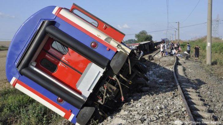 Tanzanya'da tren kazası