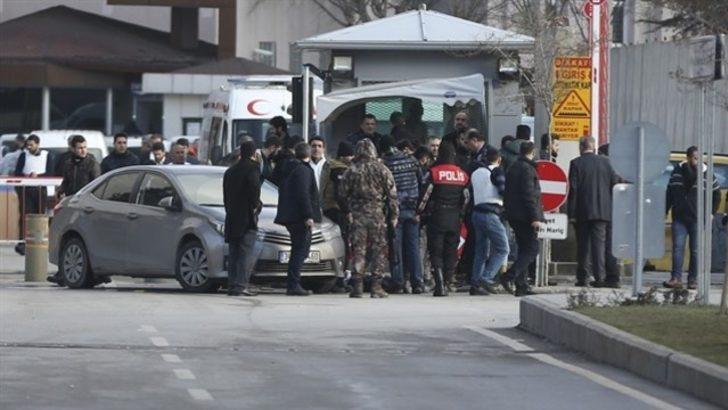Gaziantep'te emniyete saldırıyla ilgili 3 gözaltı
