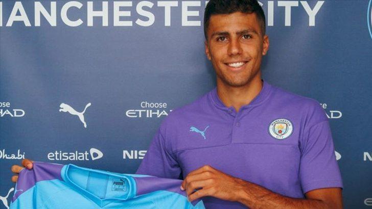 Manchester City'den 5 yıllık imza! Rodrigo Hernandez...