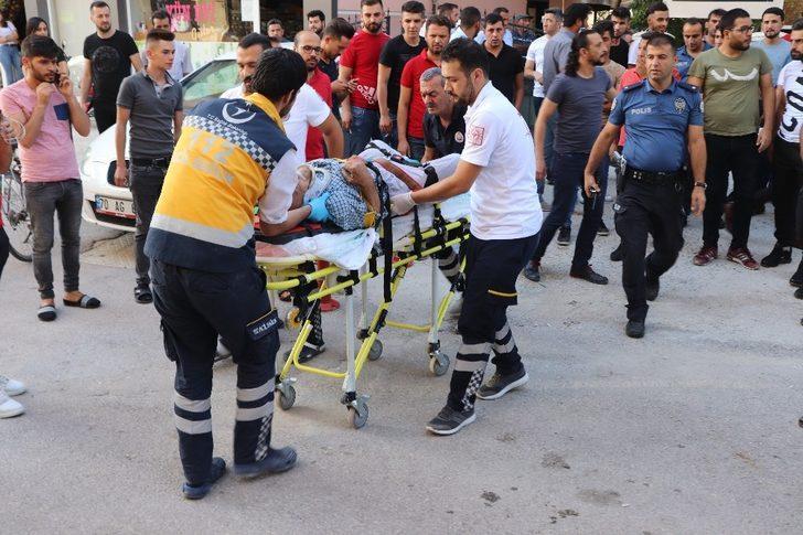Karaman'da balkondan düşen yaşlı adam öldü