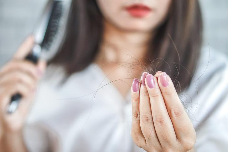 Saç dökülmesinin önüne zeytinyağıyla geçin