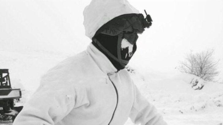 Sosyal medyada Türk sniper rüzgarı: Call of Duty maskeli asker