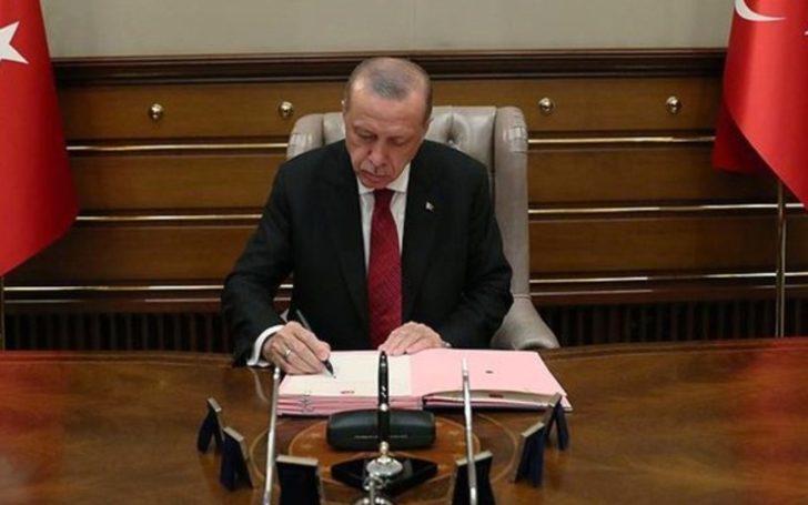 Resmi Gazete'de yayımlandı! Cumhurbaşkanı Erdoğan'dan görevden alma ve atama kararları