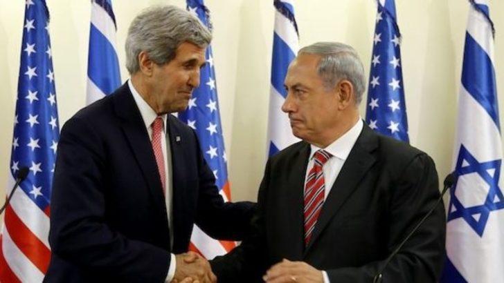 Kerry Netanyahu'ya 'güven verdi'
