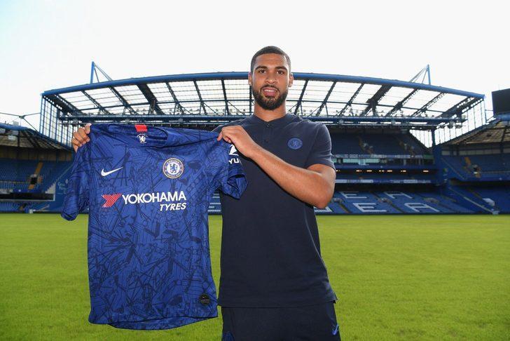 Chelsea, Ruben Loftus-Cheek ile sözleşme uzattı