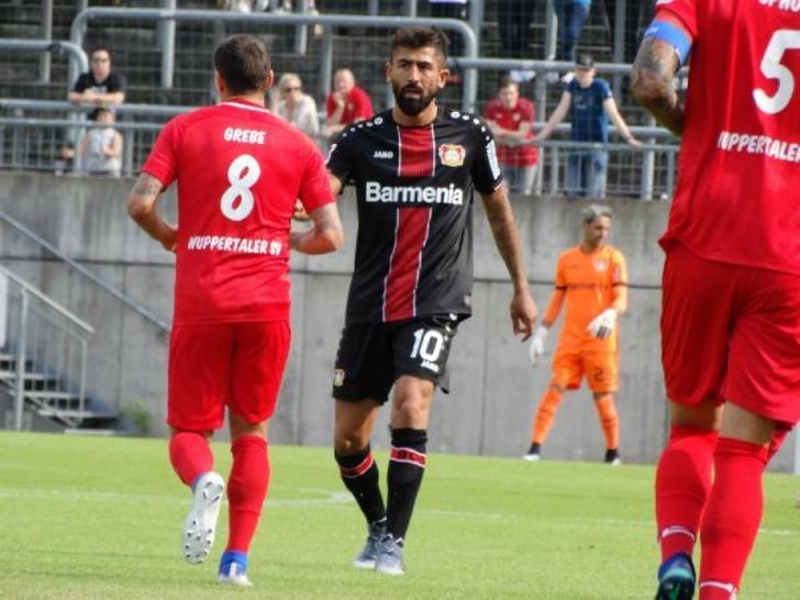 Kerem Demirbay: Bayer Leverkusen'de olduğum için sevinçli ve mutluyum