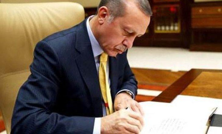 Cumhurbaşkanı Erdoğan onayladı! Adalet Bakanlığı'nda flaş atama!