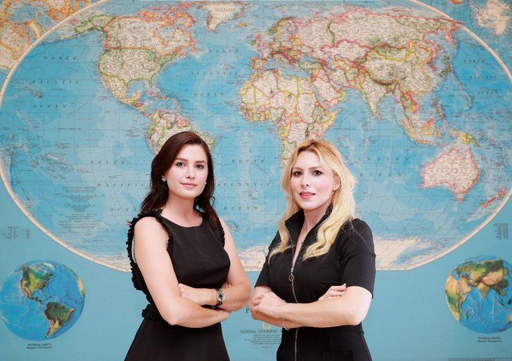 Genç girişimciler dünya sosyetesinin merkezinde iş kurdu