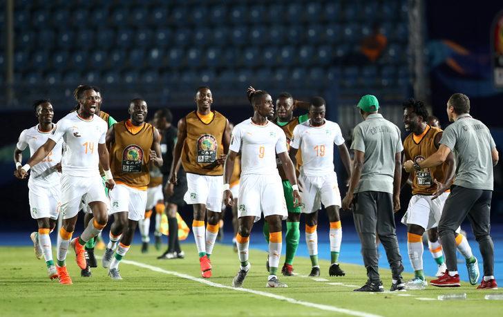 Mali 0 - 1 Fildişi Sahili