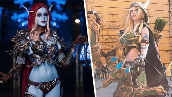 Rus Starcon, 2019 cosplay festivalinden kameralara yansıyanlar!