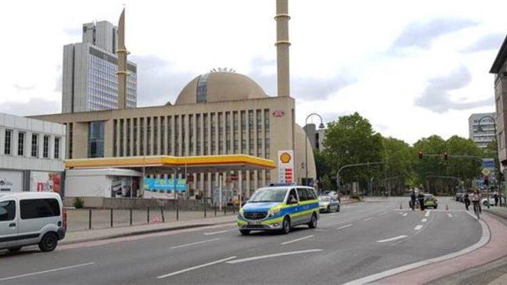 Almanya'daki Diyanet Merkezi'nde bomba alarmı