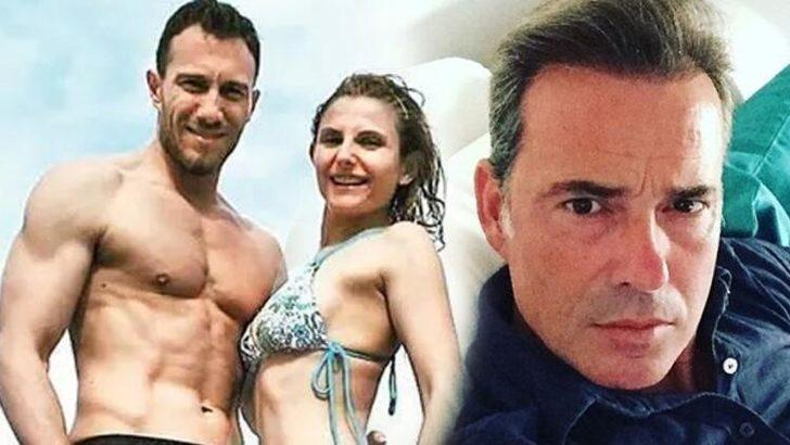Öz amcası Murat Başoğlu ile teknede görüntülenen Burcu Başoğlu boşandı
