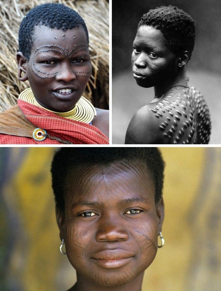 Kazıma - Batı Afrika, Yeni Gine