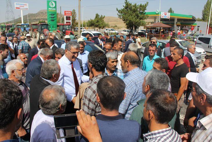 Konya Şeker'den üreticilere 39 milyon lira nakit avans desteği