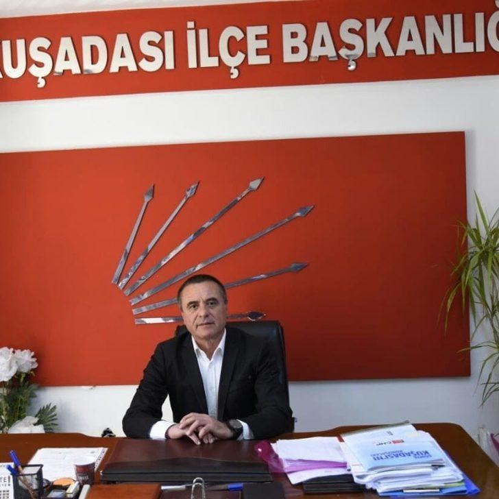 CHP ilçe başkanından MHP ilçe başkanına tepki