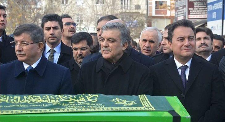Erdoğan 'sırtımızdan hançerlediler' dedi! Gül ve Babacan ne diyor?
