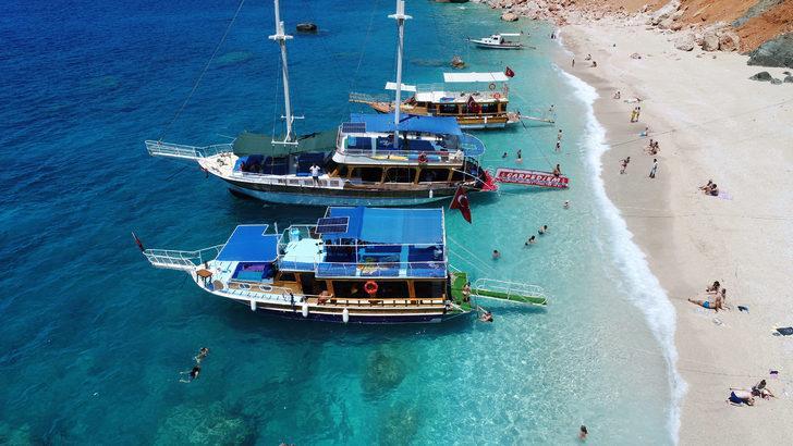 Burası Türkiye'nin Maldivler'i: Suluada
