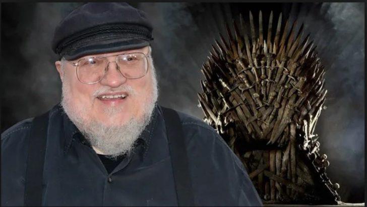 George R.R. Martin'den Game of Thrones spin-off'u hakkında ilk ipuçları